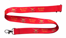 British Army Flag Lanyard